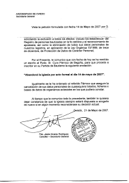 Carta Poder Colombiano