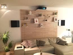 projector shelf wohnen heimkino wohungsdekoration