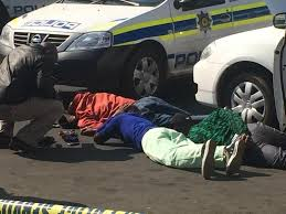 three armed suspects arrested at shopping centre centurion rekord