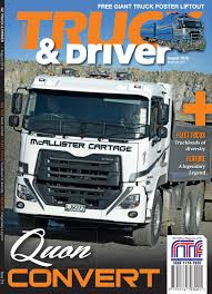 NZ Truck & Driver August 2018 By NZ Truck & Driver - Issuu