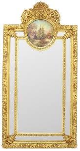 casa padrino barock spiegel gold 110 x h 210 cm prunkvoller wandspiegel im barockstil antik stil garderoben spiegel wohnzimmer spiegel barock
