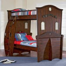 Bunk Bed Over Futon by Bunk Beds Acme Eclipse Twin Over Full Futon Bunk Bed Assembly
