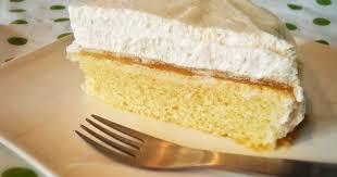 vegane zitronen creme torte die torte besteht aus einem