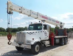 2000 Western Star 4964FX Crane Truck | Item DC5371 | SOLD! S...