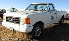 100 F250 Truck 1991 Ford Pickup Truck Item DB6907 Wednesday Februa