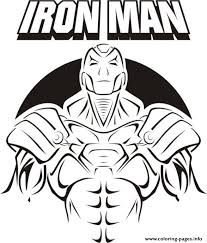 Iron Man Cover 6019 Coloring Pages Print Download 423 Prints