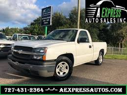 2004 Chevrolet Silverado 1500 - 87515 | A Express Auto Sales, Inc ... Central Truck Salesvacuum Trucks Septic Miamiflorida Youtube Crane For Sale N Trailer Magazine Used Cars Panama City Fl Ejs Auto World For Lease Lrm Leasing 2016 Nissan Frontier Sv Sale In Ami 90517 New Ford Mullinax Of Apopka Florida Luxury Coral Group Miami Tsi Sales Ram Spitzer Cdjr Homestead Mikano Buy Here Pay Orlando Dealer Luxury Auto Mall Tampa