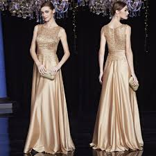 online get cheap plus size gold gowns aliexpress com alibaba group