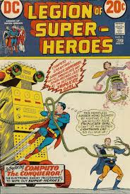 DC Comicss Legion Of Super Heroes Issue 3