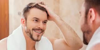 Potongan Yang Pas Untuk Rambut Nyaris Botak