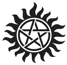 The Other Is A Pentagram From Popular Tv Series Supernatural On My Right Bicep As Well Being Another Symbol Of Religion It Twin To