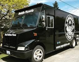 100 Vancouver Food Trucks Truck Ragazzi Pizza