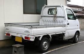 100 Budget Truck Dimensions 1999 2005 Suzuki Carry Top Speed