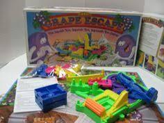 Grape Escape You ThinkPuzzlesBoard GamesChildhood