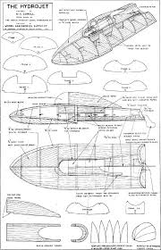 wood boat plans plywood