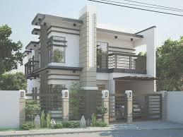 100 Modern Two Storey House Designs Sophisticate Double Storey
