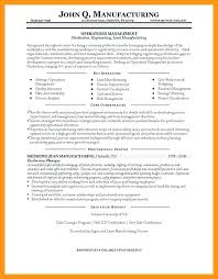 Great Example Resumes Sample Resume Manufacturing Good For Customer Service Representative