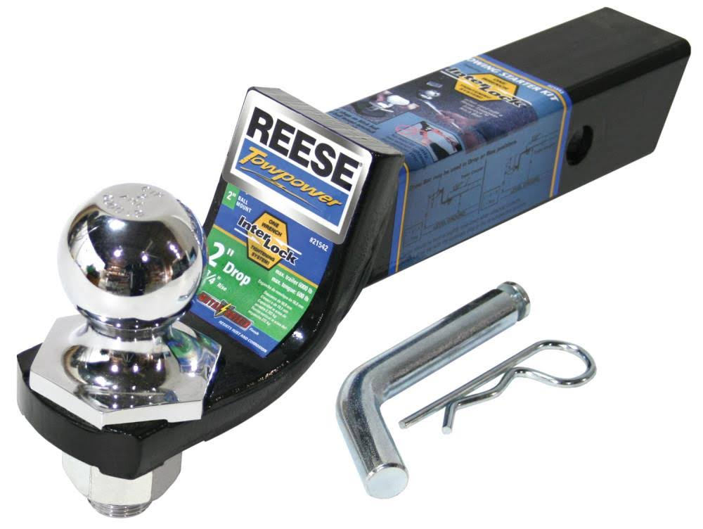 Reese Towpower Class III Towing Starter Kit