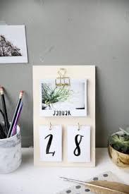 Schreibtisch Kalender Mit Instax Fotos Selbstgemacht Diy Bedroom DecorDiy