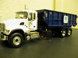 First Gear Garbage Truck Waste Connections