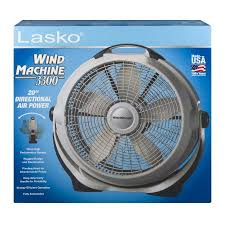 lasko 20 in wind machine 1 0 ct walmart com