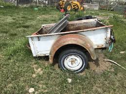 1930's Plymouth Truck Bed - Parts For Sale - Antique Automobile Club ...