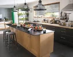 idee deco cuisine cagne formidable luminaire ilot central cuisine 12 cuisine