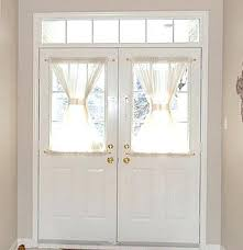 Front Door Sidelight Curtain Panels by Curtain For Front Door Window U2013 Whitneytaylorbooks Com