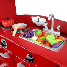 Wayfair Play Kitchen Sets by Gorgeous 20 Red Play Kitchen Set Design Ideas Of 20 Play Kitchens