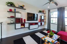 Living Room Shelves Ideas That Offer Storage And Decor To Any The