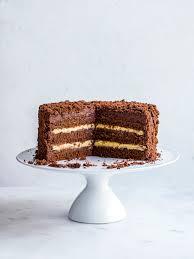 Jamaican Ginger and Caramel Cake Recipe olive magazine