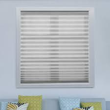Amazoncom Acholo Easy To Install Pleated Fabric Shades Blinds Room