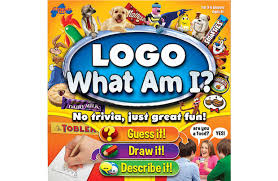 Drumond Park Logo What Am I Board Game The No Questions Version Of LOGO With Drawing Describing