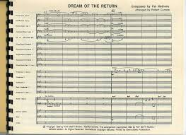 of the return by composer performer jazz ensemble big