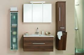 badezimmer badezimmer hochschrank braun
