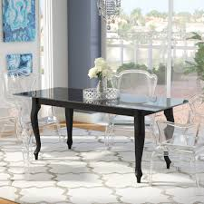 Rosdorf Park Alena Retro Dining Table