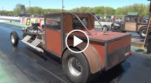 This Wooden Twin-Engine V16 Rat Rod Is Totally Badass – Speed Society
