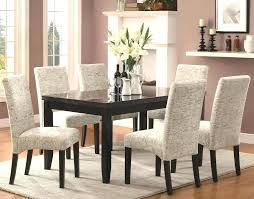 High Back Dining Room Chairs Upholstered Chair In