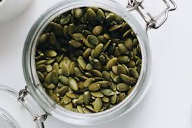 Shelled Pumpkin Seeds Protein by Wellness Encyclopedia All About Pepitas How To Roast Pumpkin Seeds