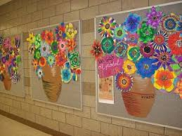 Fun Group Art Work Ideas For Back To School And Other Community Building The Tuesday 12 Ways Build Classroom On First Day Of