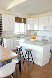 Kitchen Cabinet Door Bumper Pads by Kitchen Renovation Series Painting Our Kitchen Cabinets White