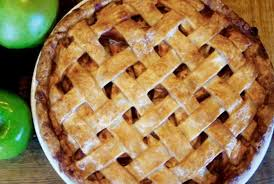 Katie Lees Rustic Apple Pie From Get Ready For Day With
