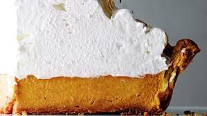 Splenda Easy Pumpkin Pie by Deep Dish Pumpkin Meringue Pie