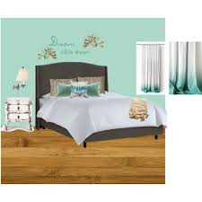 mom pewter gold mint aqua teal white bedroom cozy casual gre