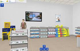 la poste bureaux idées 3com la poste un bureau de poste virtualisé