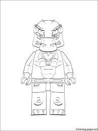 Lego Chima Crooler Printable Page
