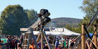 Punkin Chunkin Colorado 2015 Results by Pumpkins Fly At The Vermont Pumpkin Chuckin U0027 Festival Notable
