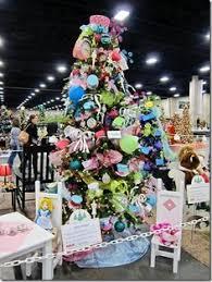 Alice In Wonderland Christmas Tree Diy Decorations Story Books