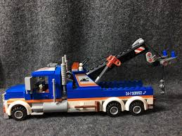 LEGO City 60056 Tow Truck - Includes Box And Mini Figure - Appears ...
