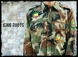 Army Camo Bathroom Decor by Rasta Reggae Jah Army Camo Custom Military Shirt